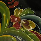 Rosemaling from Norway by Forestwood