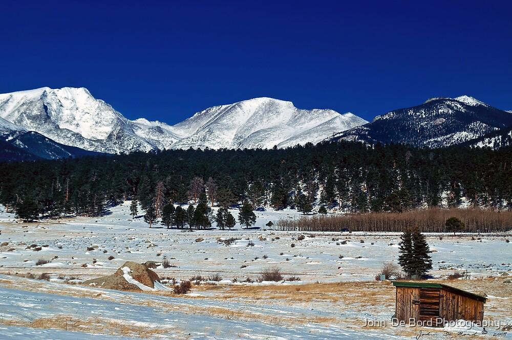 Mountain Rural Life by John  De Bord Photography