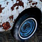 Wheel Baby Blue by Wayne King