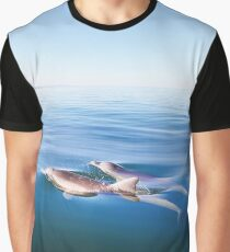 Magic Moments - Dolphins 1 Graphic T-Shirt