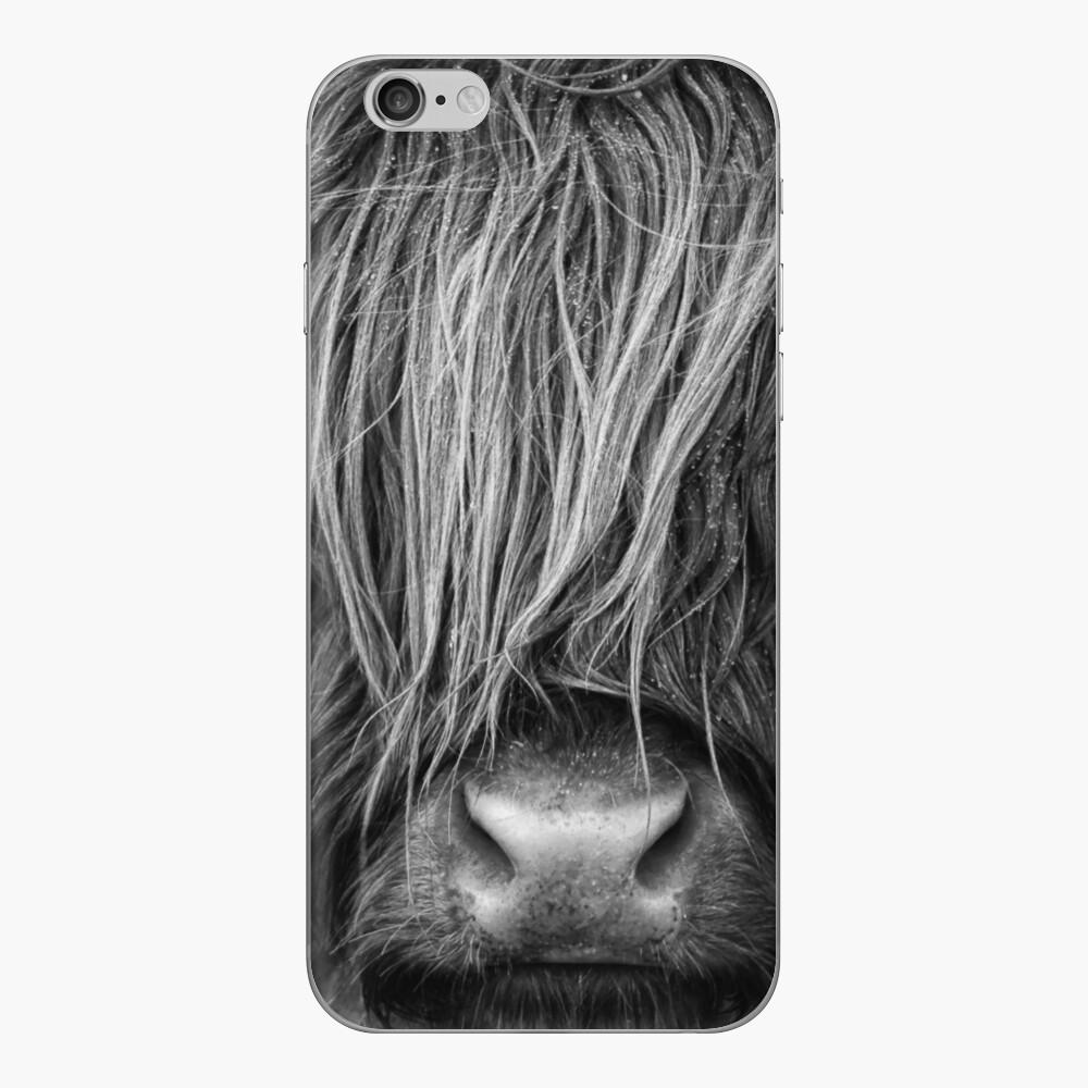Highland Cow, Scotland iPhone-Hüllen & Cover
