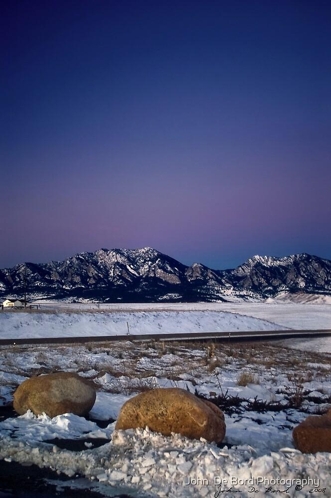 Serenity Before Dawn by John  De Bord Photography