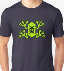 Memetic Warfare KEK Frog -green weathered- Unisex T-Shirt