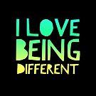 Different ♥ by Diana Sénèque
