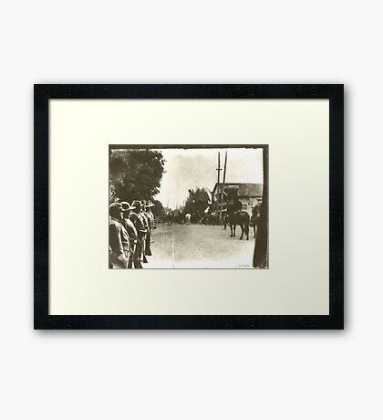 Confederate Hertage Framed Print