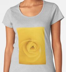 [Yellow] Women's Premium T-Shirt