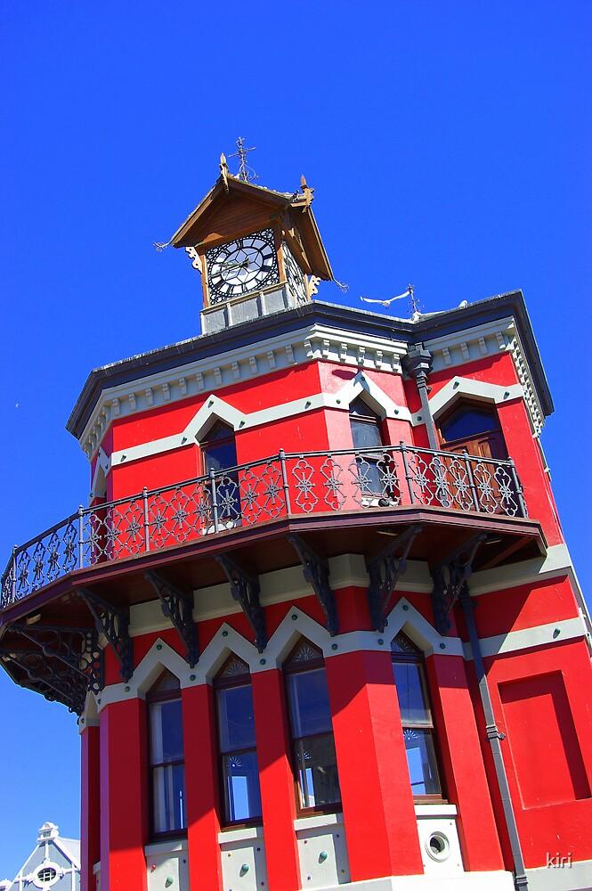Clock Tower by kiri