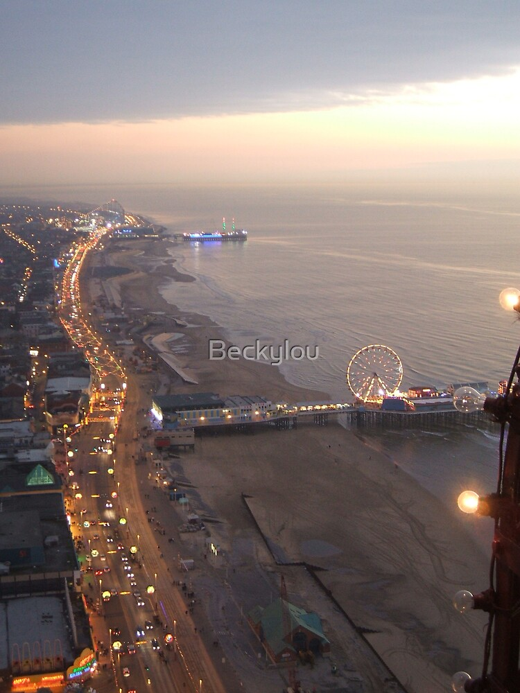 Blackpool Memories by Beckylou