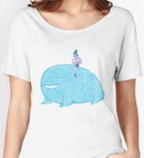 Uke on Yak Women's Relaxed Fit T-Shirt