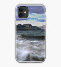 Twilight Holy Isle iPhone Case