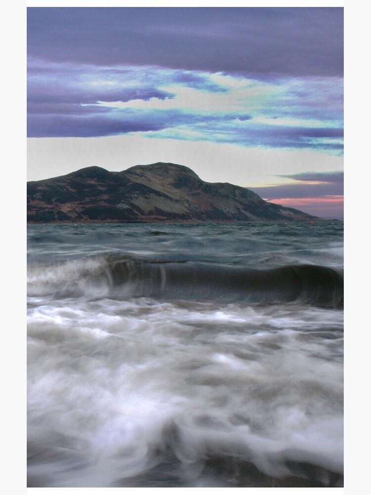 Twilight Holy Isle by orcadia