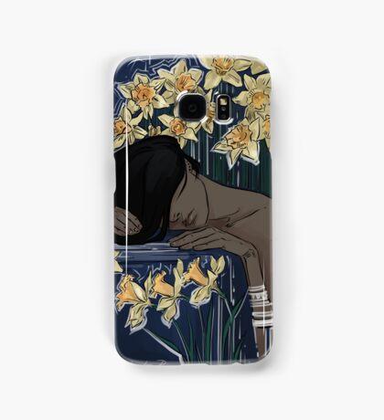please don't wake me Samsung Galaxy Case/Skin