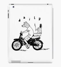 Daily Ride iPad Case/Skin