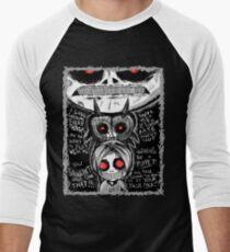 Ben Drowned CreepyPasta  Men's Baseball ¾ T-Shirt