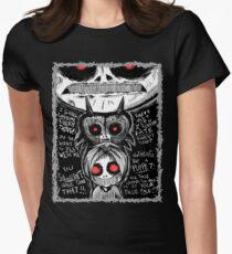 Ben Drowned CreepyPasta  Women's Fitted T-Shirt