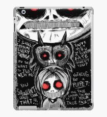 Ben Drowned CreepyPasta  iPad Case/Skin