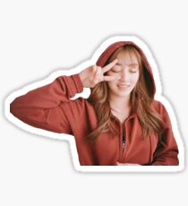 cute jihyo Sticker