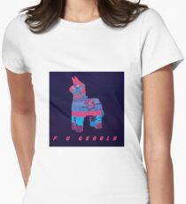 F U GERALD Psychedelic T-Shirt