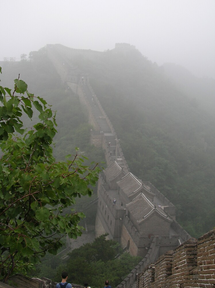 The Great Wall of China by meikaile