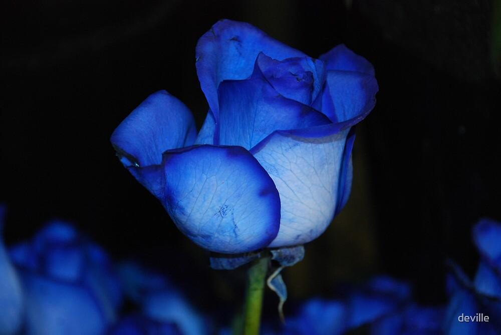 im just blue by deville