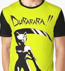 Durarara!! - Celty Graphic T-Shirt