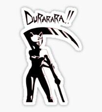 Durarara!! - Celty Sticker