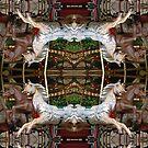Carousel horses by jellibat