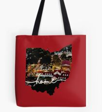 Ohio is home...Lancaster Fairgrounds Tote Bag