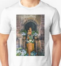 The Virgin and Child  Unisex T-Shirt