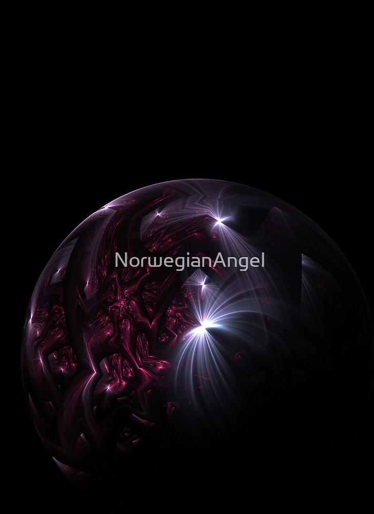 Emerging From The Dark by NorwegianAngel