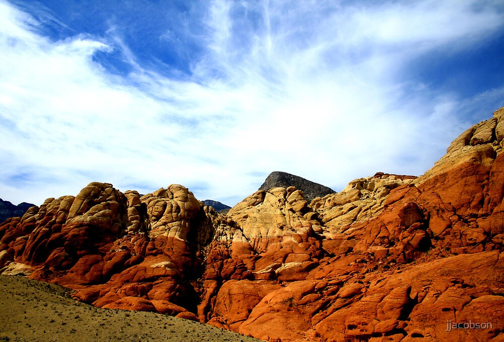 Red Rock Canyon by jjacobson