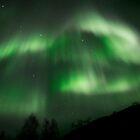 Northern Lights - Aurora Borealis by Vlavo