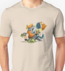 Robot Cat Unisex T-Shirt