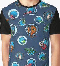 Port Holes Graphic T-Shirt