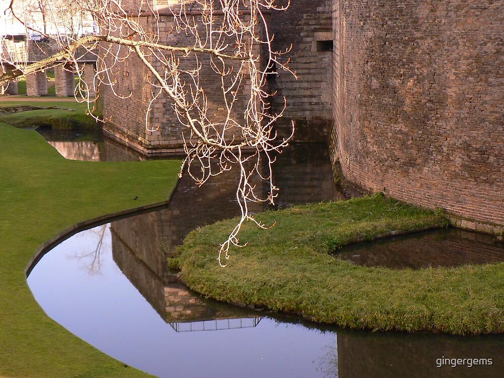 Nantes Castle by gingergems