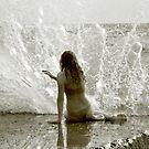 Playing the Water Harp by Nikolay Semyonov