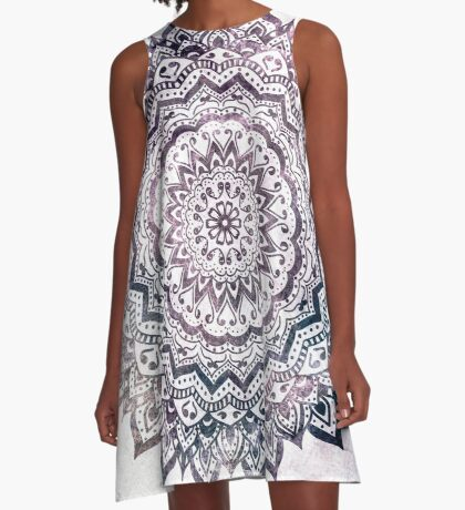 JEWEL MANDALA A-Line Dress