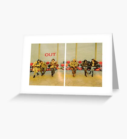 IN Greeting Card