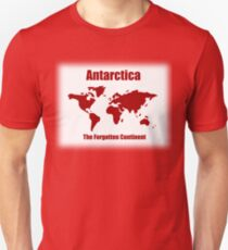Antarctica The Forgotten Continent 2 T-Shirt