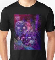 Escape from Cosmic Geo Lotus Unisex T-Shirt