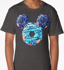 Pop Blue Donut Long T-Shirt