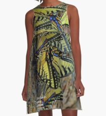 beautiful butterflys A-Line Dress