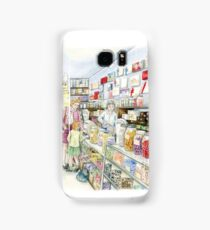 Lolly shop Candy Store Sweet shop Samsung Galaxy Case/Skin