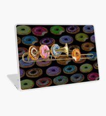 Trombone Donut Delite Laptop Skin