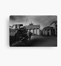 Brandenburg Gate, Berlin City Canvas Print