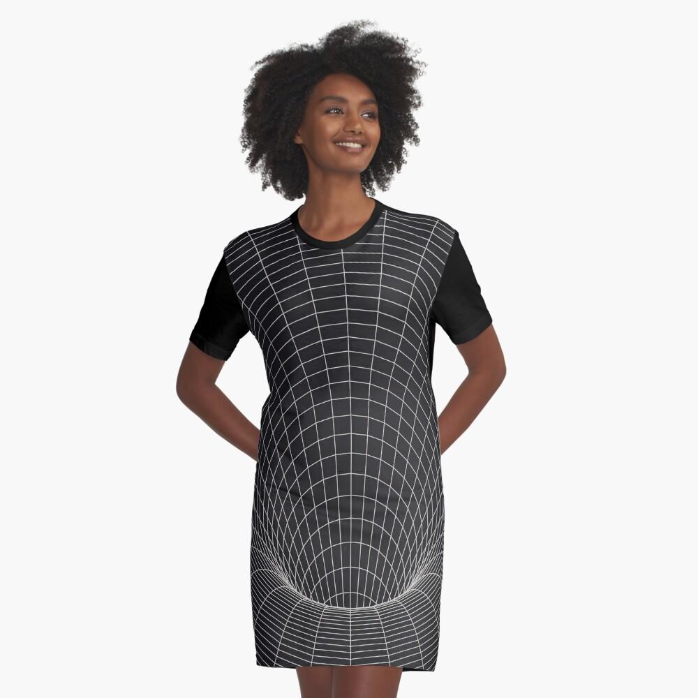 Ereignishorizont T-Shirt Kleid