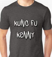 Kendrick - Kung Fu Kenny Unisex T-Shirt