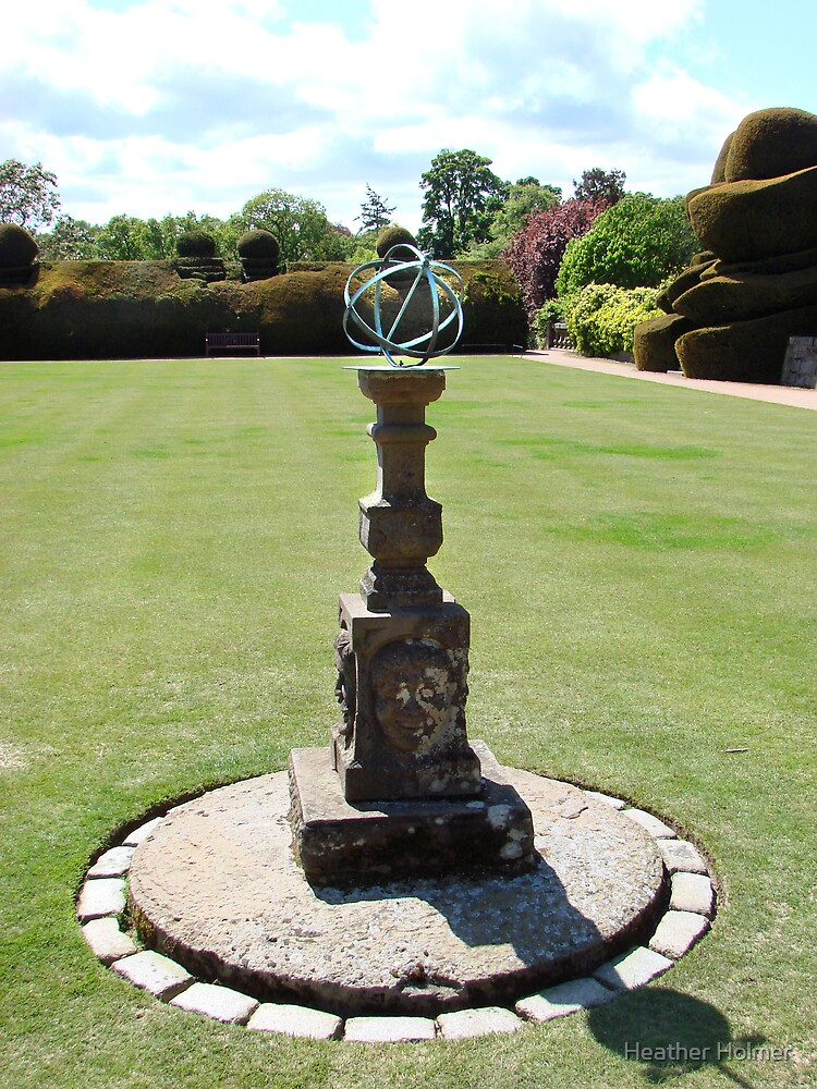 sundial by Heather Holmer