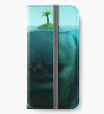 Lonely Island iPhone Wallet/Case/Skin
