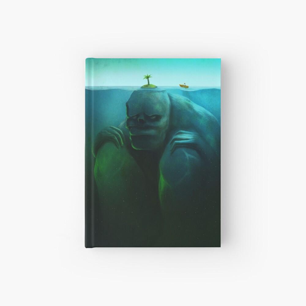 Einsame Insel Notizbuch